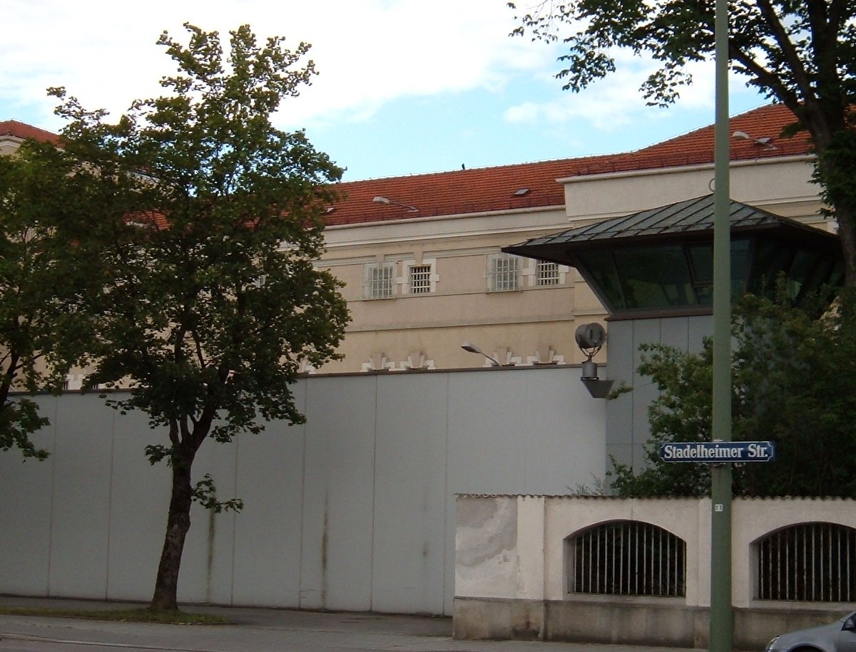 stadelheim prison