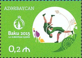 Stamps of Azerbaijan, 2015-1221