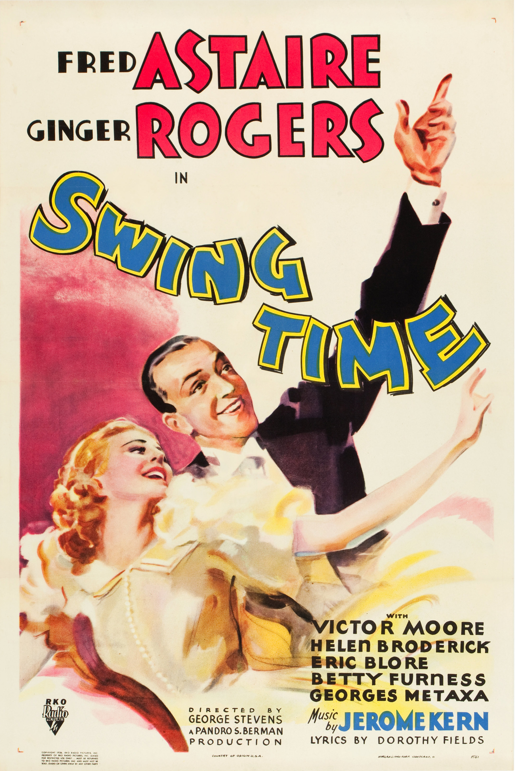 Swing Time Film Wikipedia