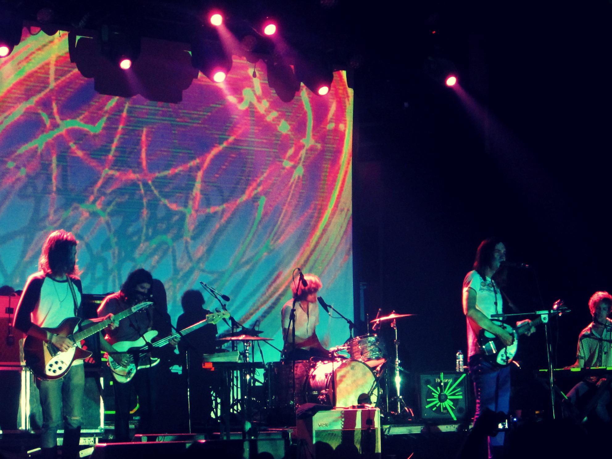 Tame impala tour dates