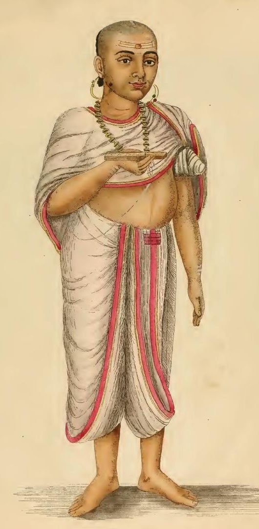 https://upload.wikimedia.org/wikipedia/commons/e/e8/Tamil_Smartha_Brahman.jpg