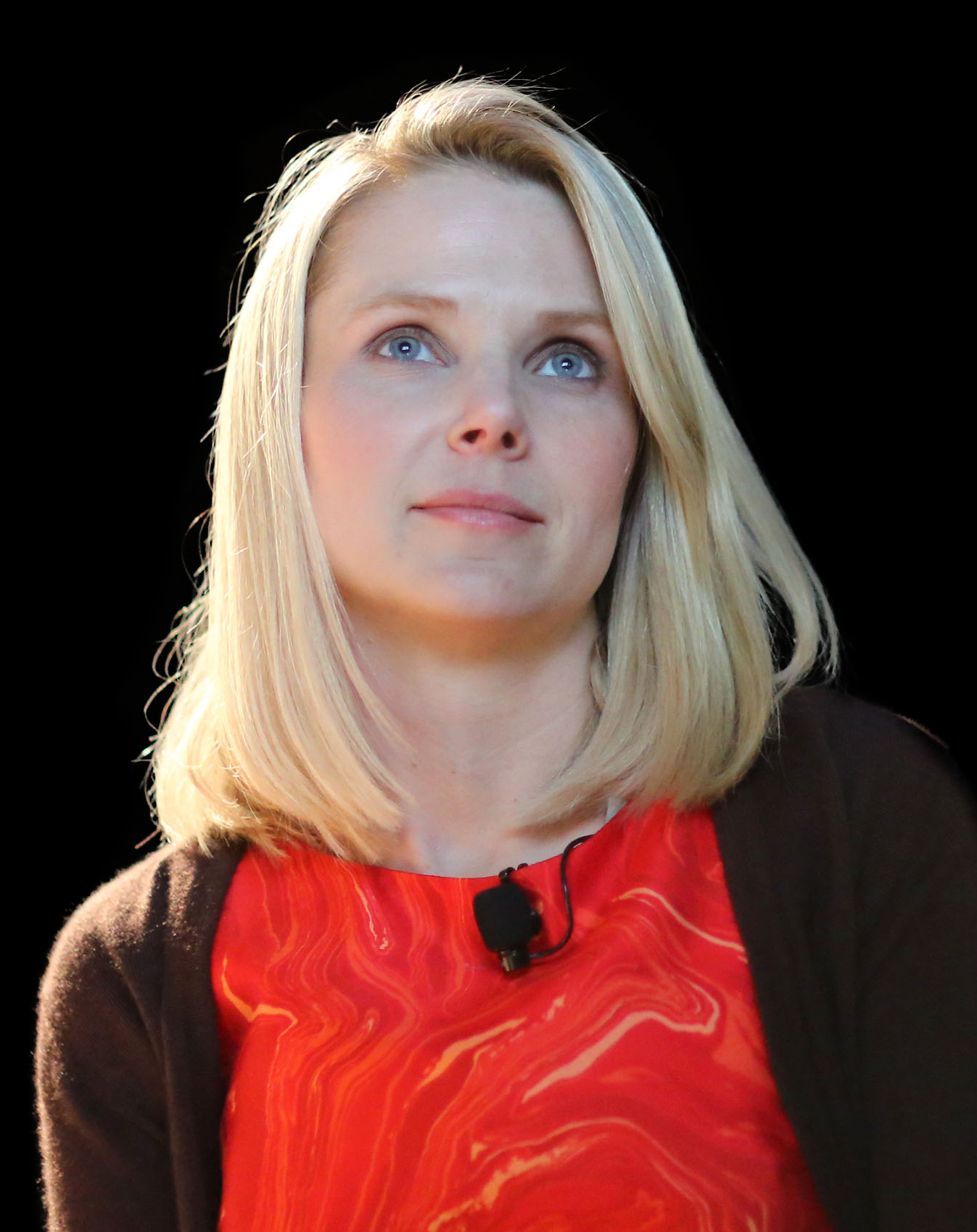 Marissa Mayer Talks About Value of Hard Work in Interview
