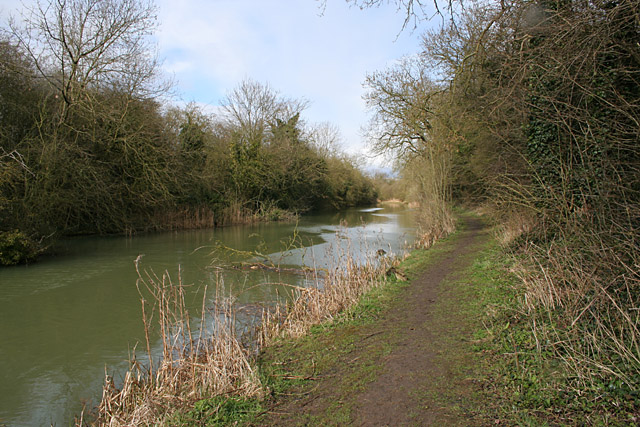 The Oakham Canal - geograph.org.uk - 146215
