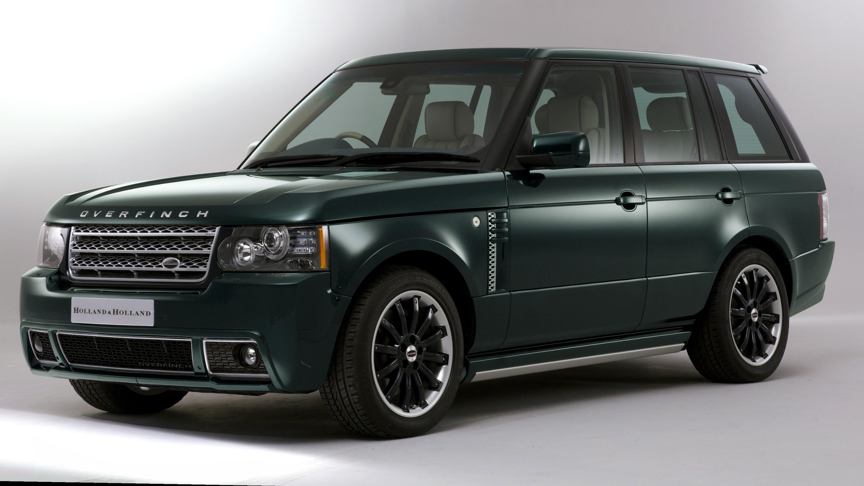 Range Rover Overfinch >> Overfinch Wikipedia