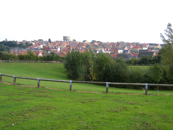 The town of Haverhill, Suffolk - geograph.org.uk - 63268