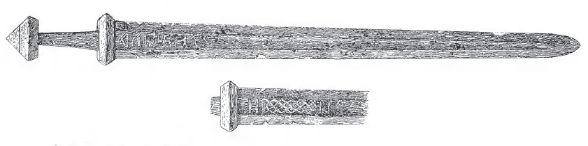 Uhlfbert sword