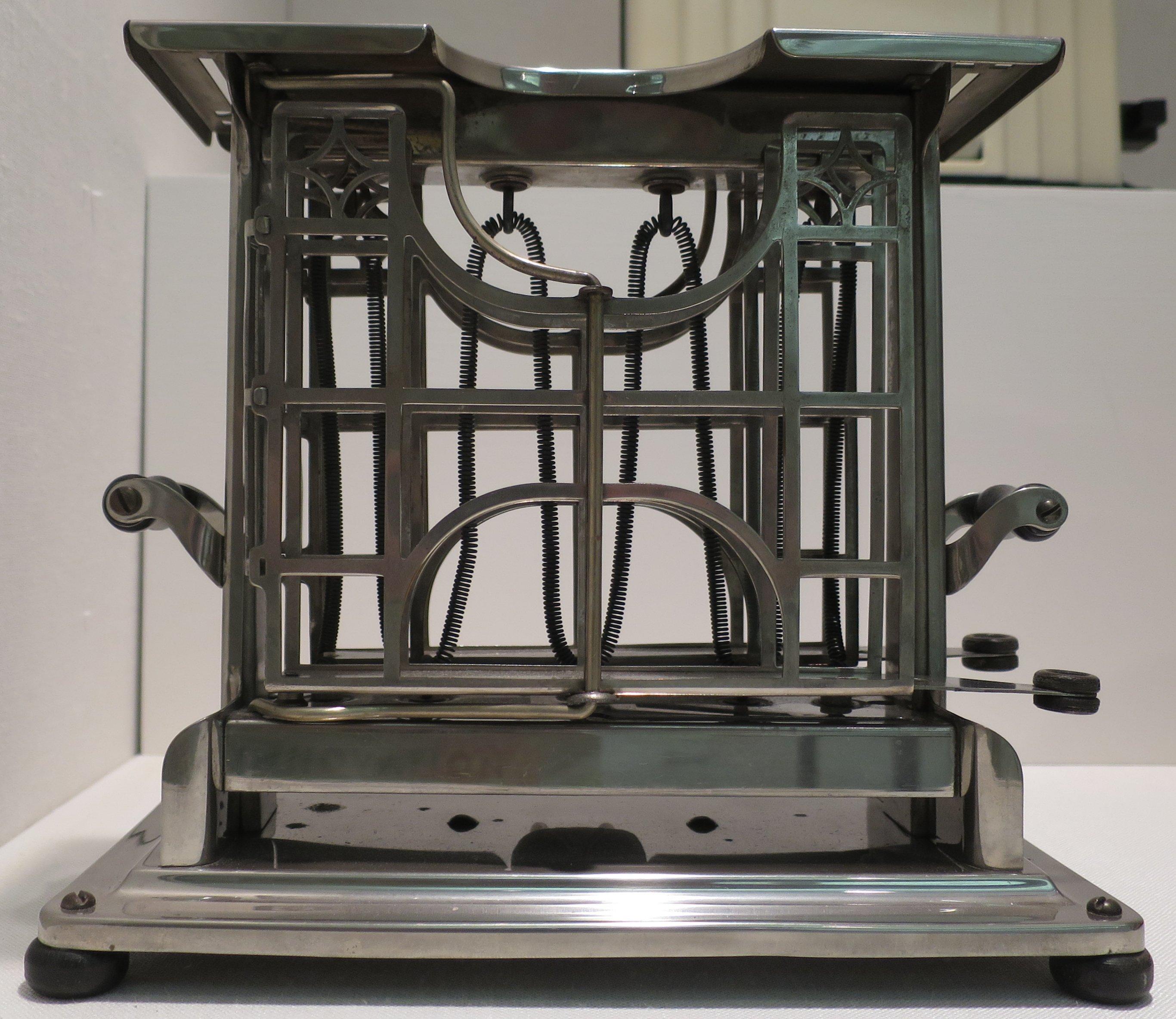 Universal Kitchen Appliances Filetoaster Universal Model E947 C 1915 Landers Frary And