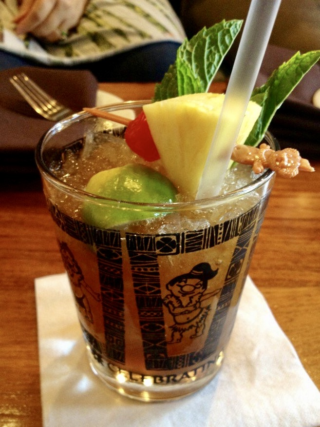 Image result for hawaiian cookbook mai tai