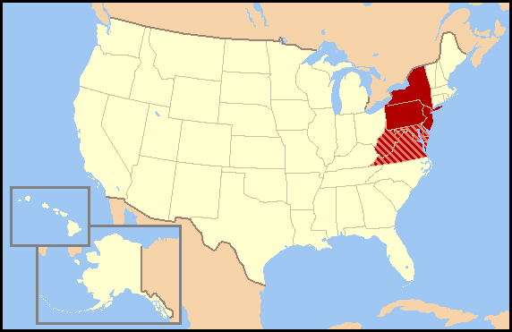Us Map Region