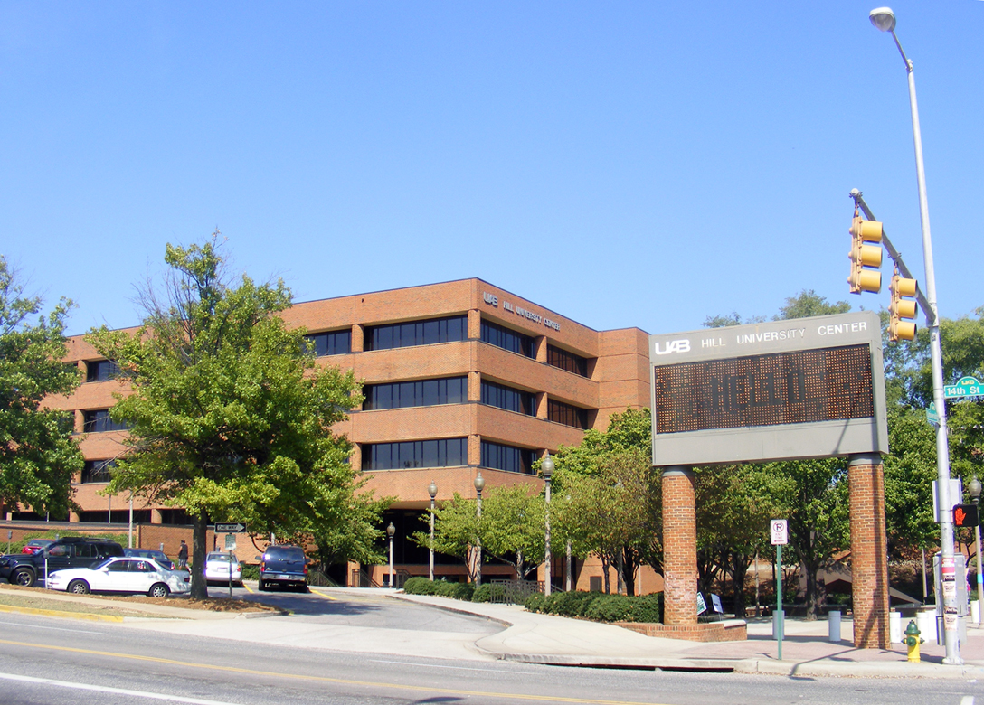 image of University of Alabama at Birmingham