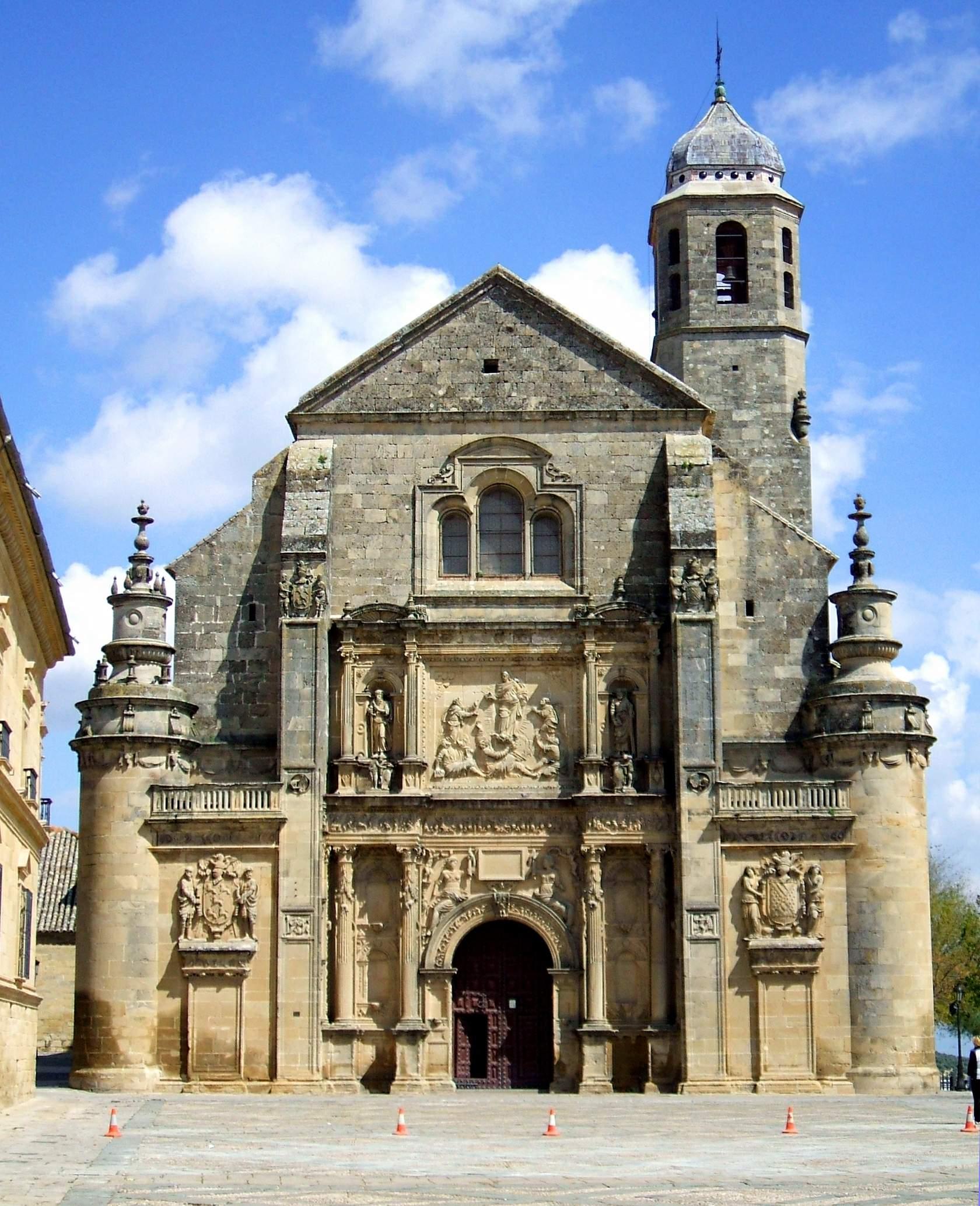 Sacra Capilla del Salvador - Wikipedia, la enciclopedia libre
