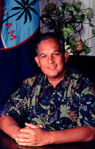 Robert A. Underwood Guam politician