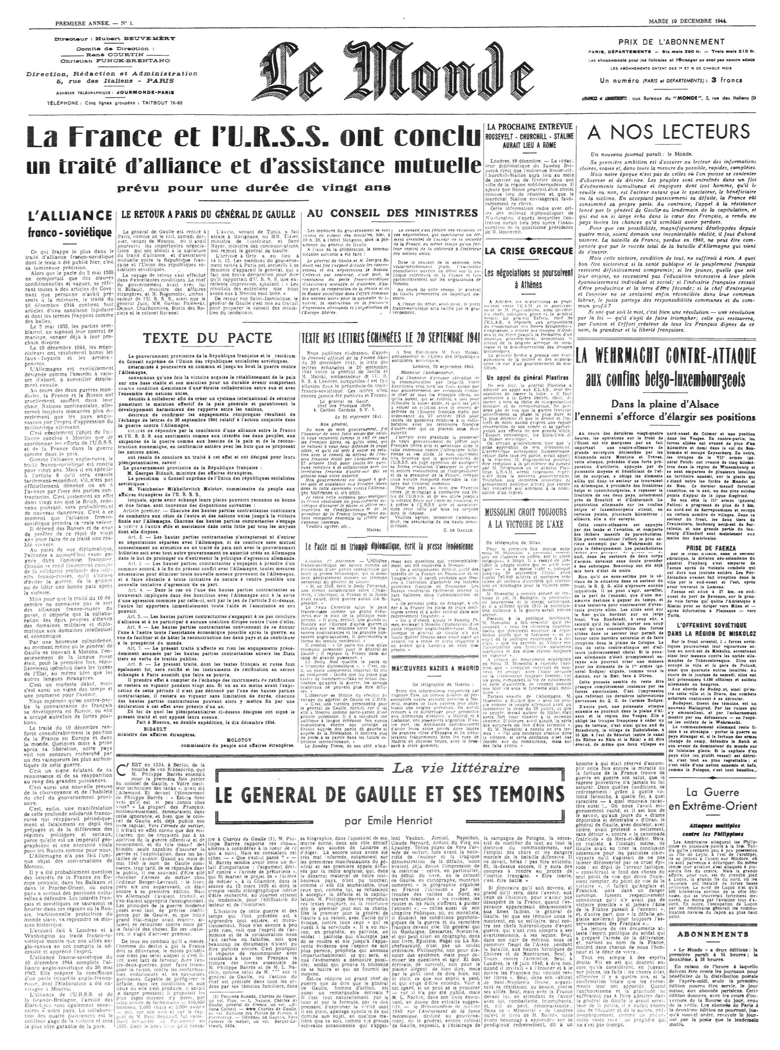 Le Monde Wikipedia