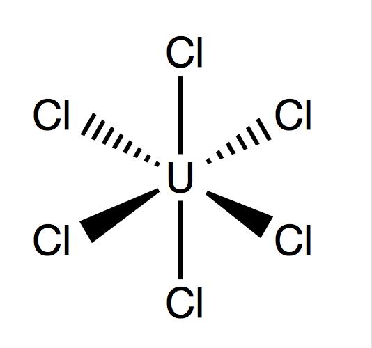 Uranium Hexachloride Wikipedia