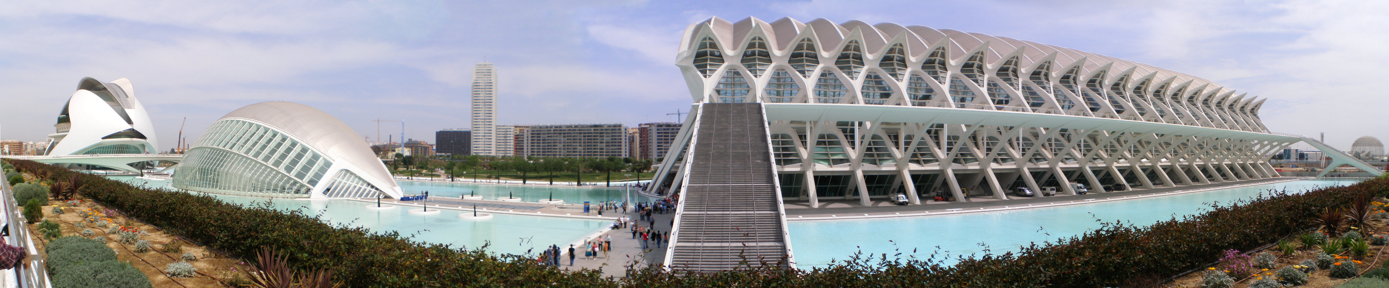 File:Valencia.2007.La ciudad de las artes y las ciencias.jpeg - Wikimedia Com...