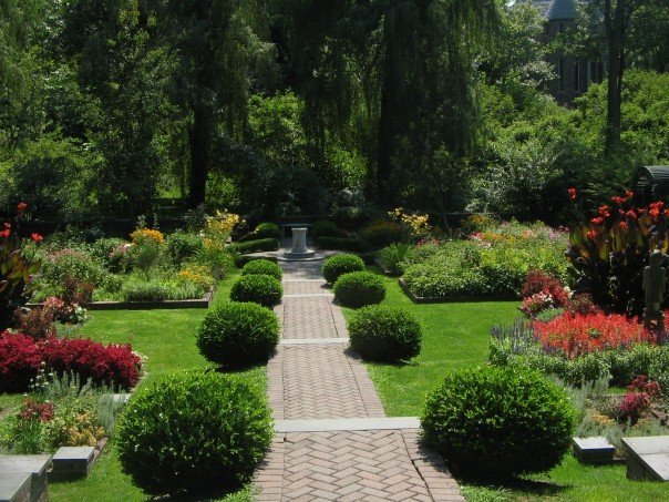 Jardín de Shakespeare - Wikipedia, la enciclopedia libre