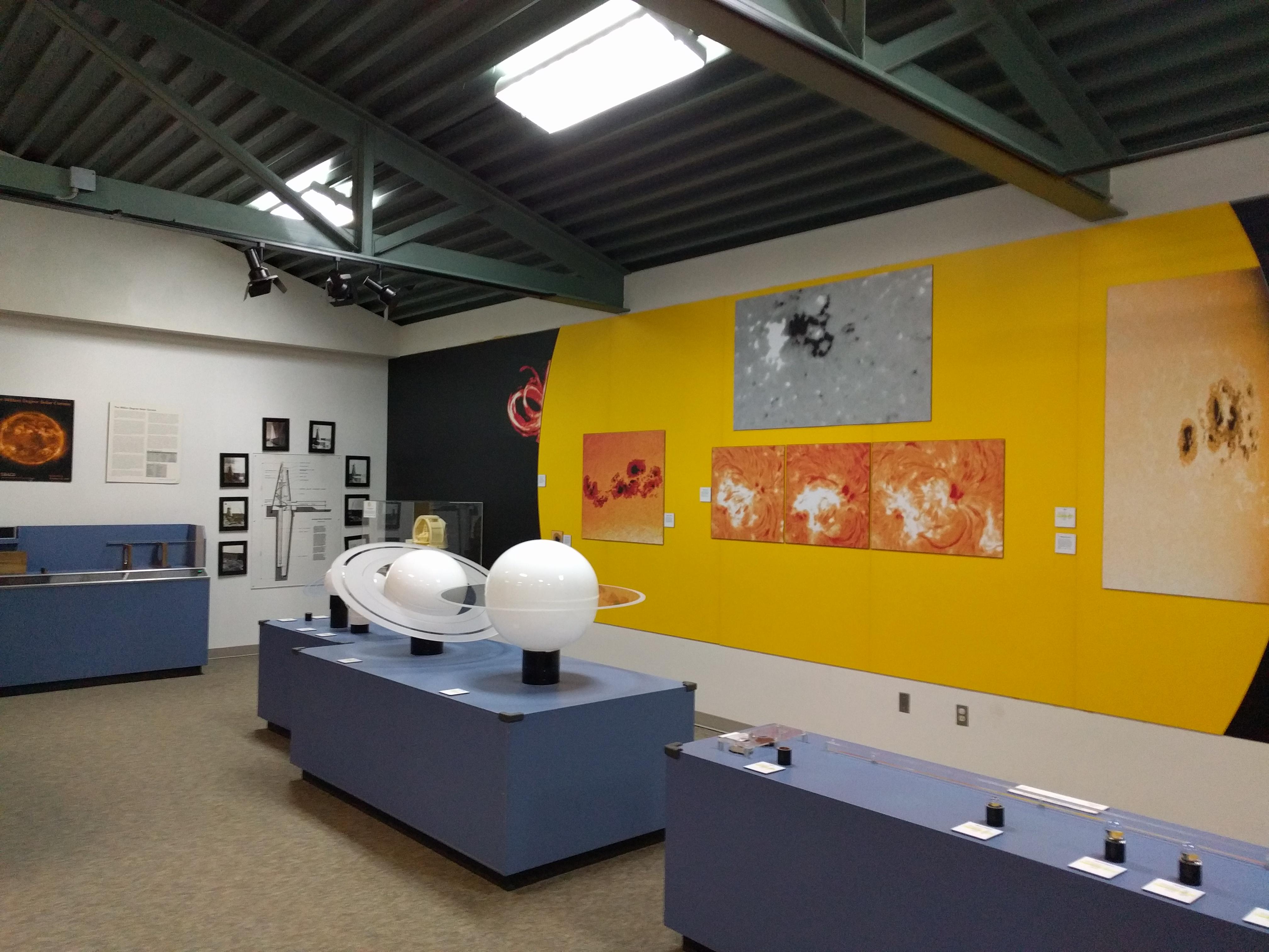 Visitors Center Sunspot.jpg