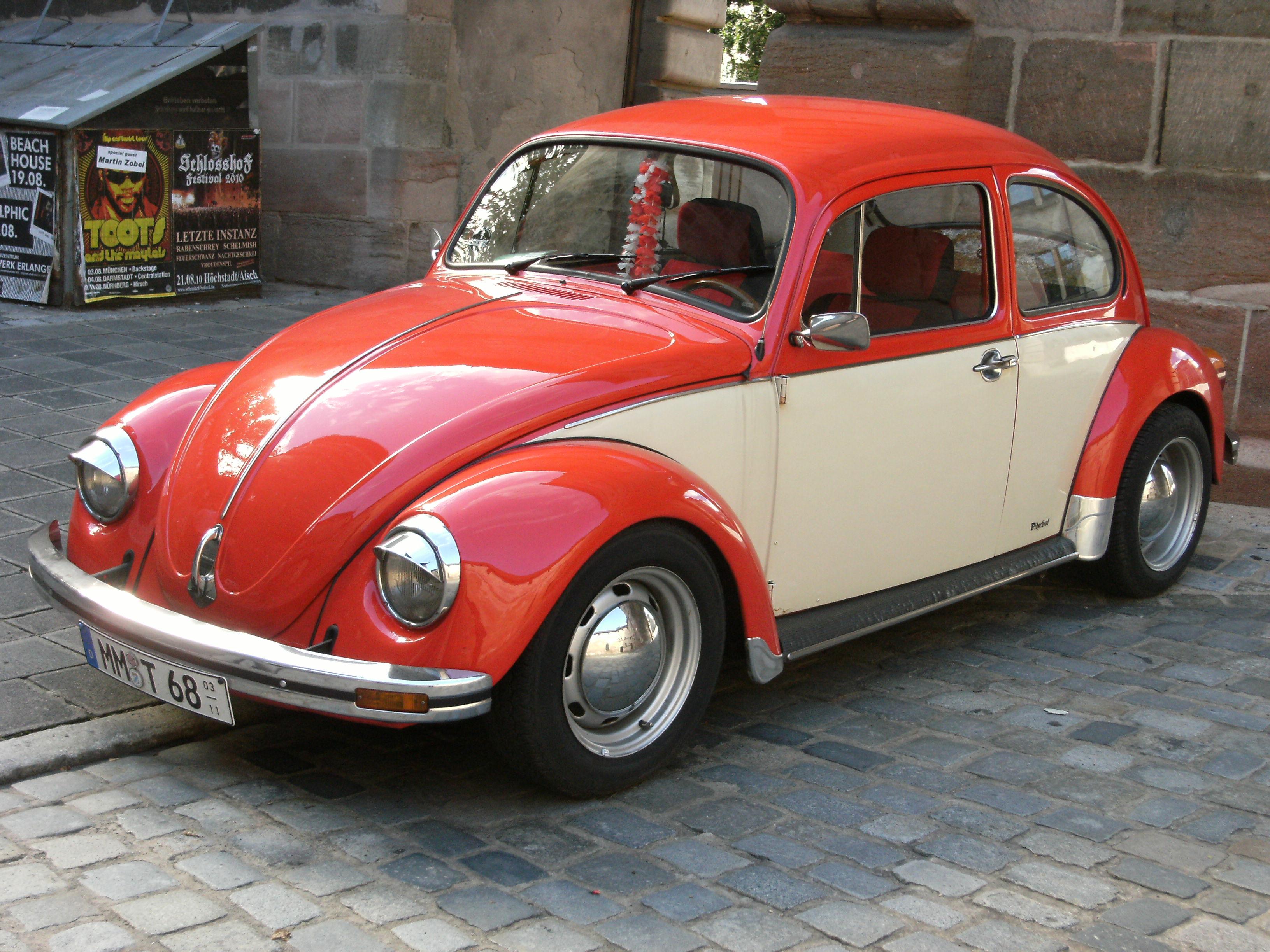 File:Volkswagen beetle in Nürnberg.JPG - Wikimedia Commons