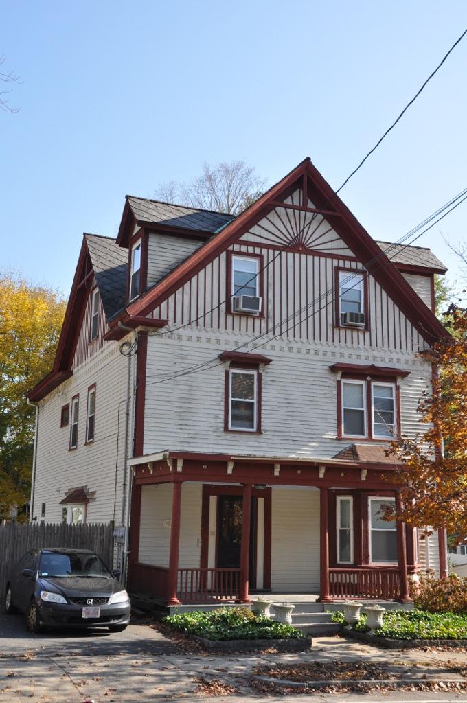 House At 118 Greenwood Street Wikipedia