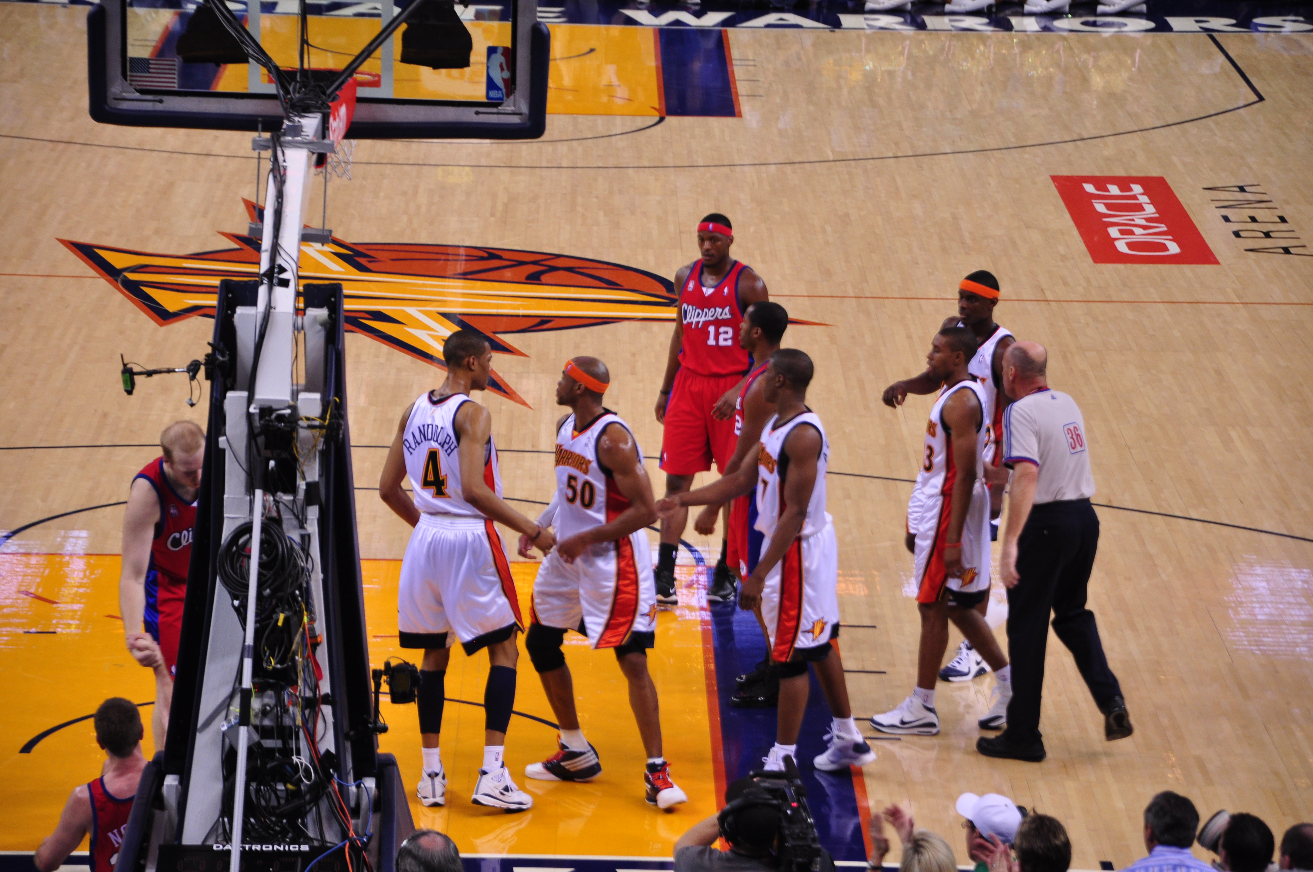 Image result for Los Angeles Clippers vs Golden State Warriors