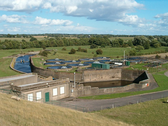 Water treatment - geograph.org.uk - 231374