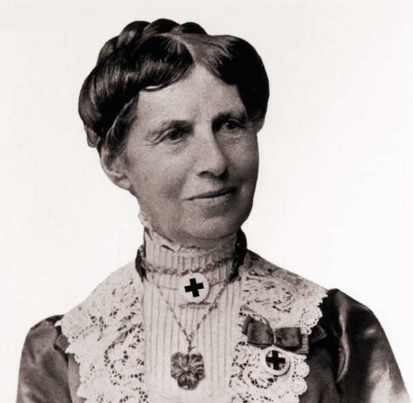 Clara Barton - Simple English Wikipedia, the free encyclopedia