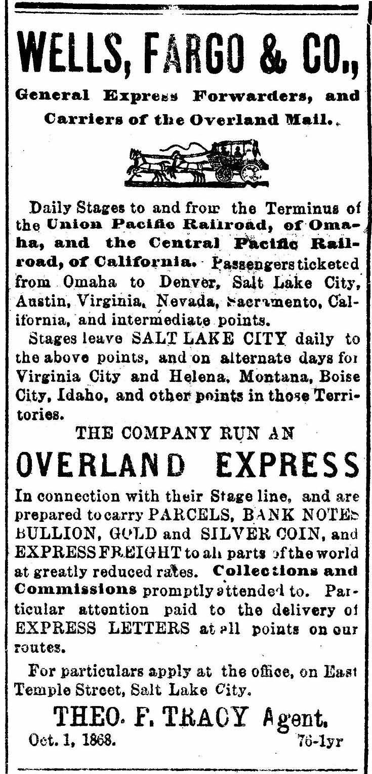 File:Wells, Fargo & Co. Display Ad 1868.jpg - Wikimedia Commons