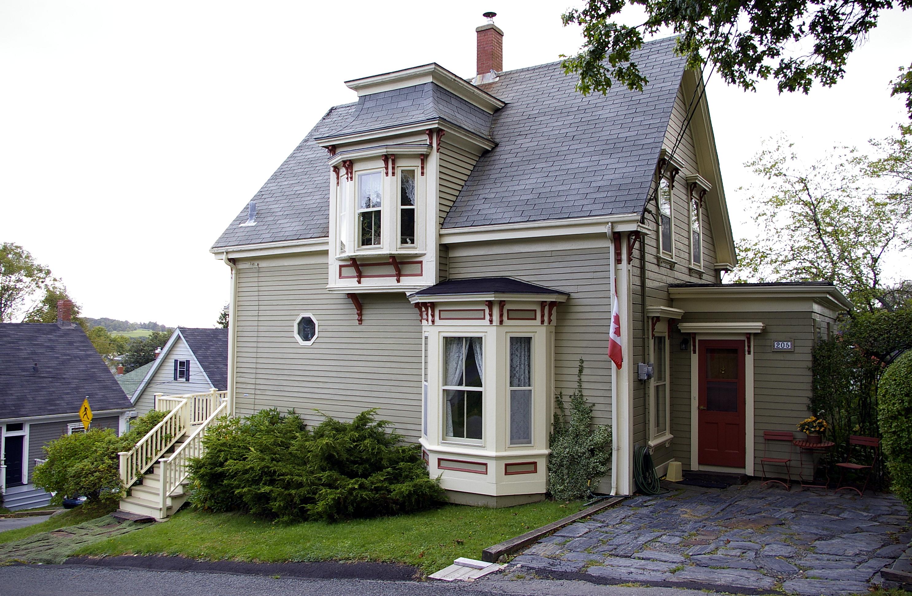 File William Godley House Lunenburg Nova Scotia