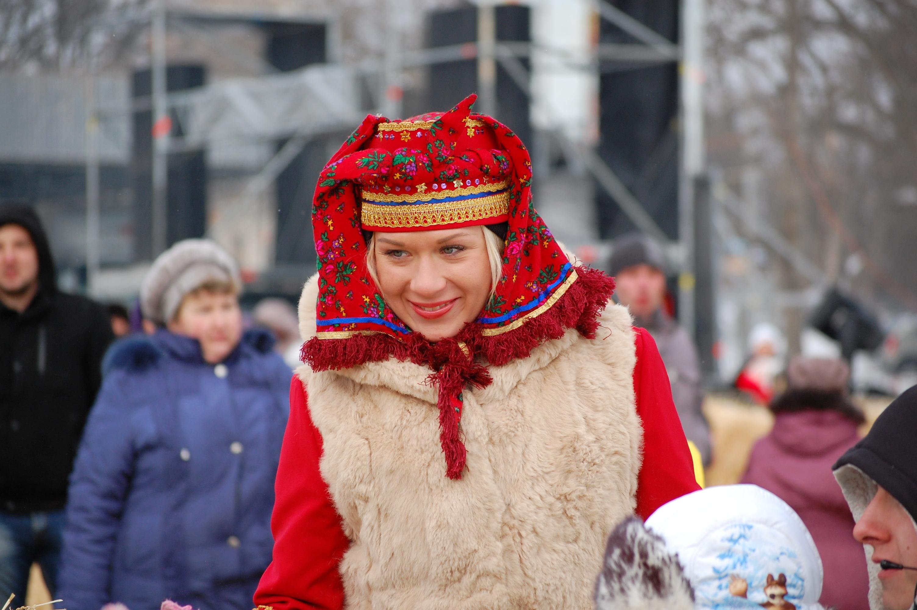 In four employed russian women