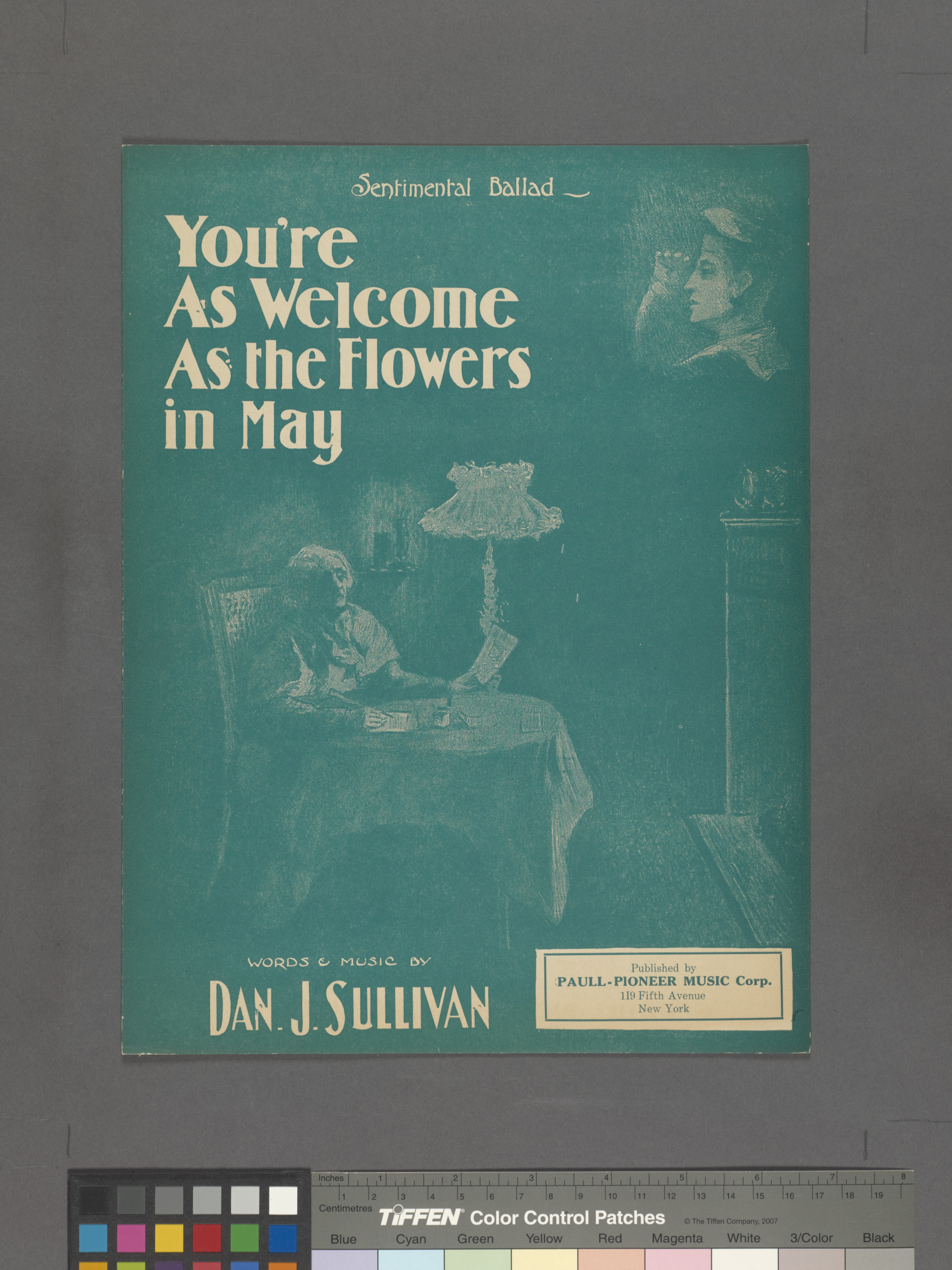 Fileyoure As Welcome As The Flowers In May Nypl Hades 1936042