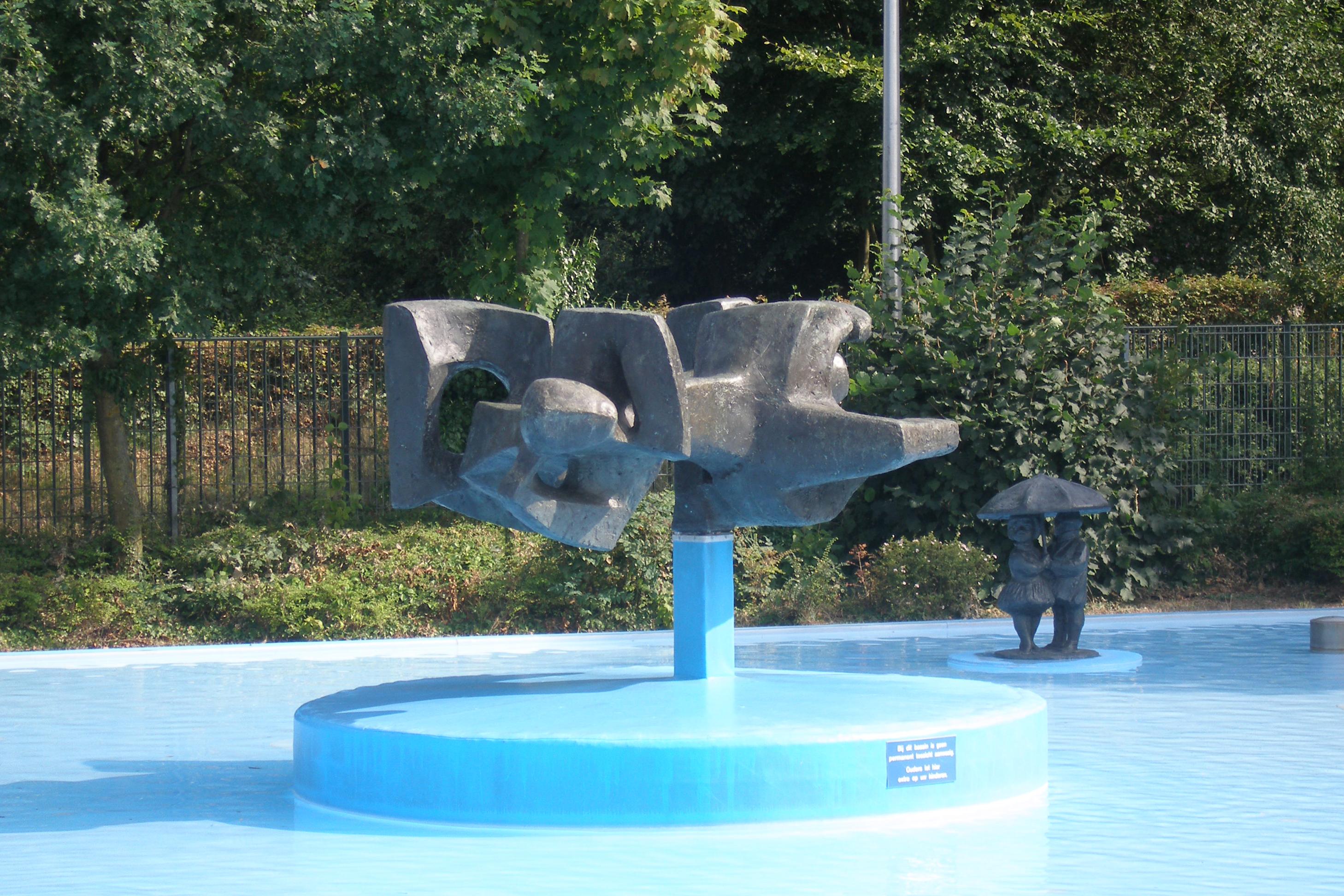Den Hommel Zwembad.Bestand Zwemmende Figuren Den Hommel Utrecht Jpg Wikipedia