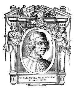 Giuliano, da Maiano