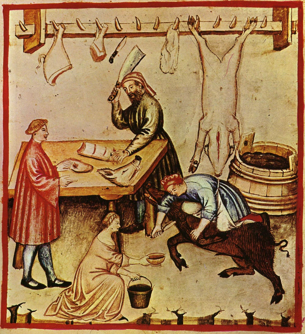 presentation of the medieval christian church in the canterbury tales Medieval feminine humanism and geoffrey chaucer's presentation of the anti-cecilia  cecelia legend in the canterbury tales is often dismissed by scholars and .