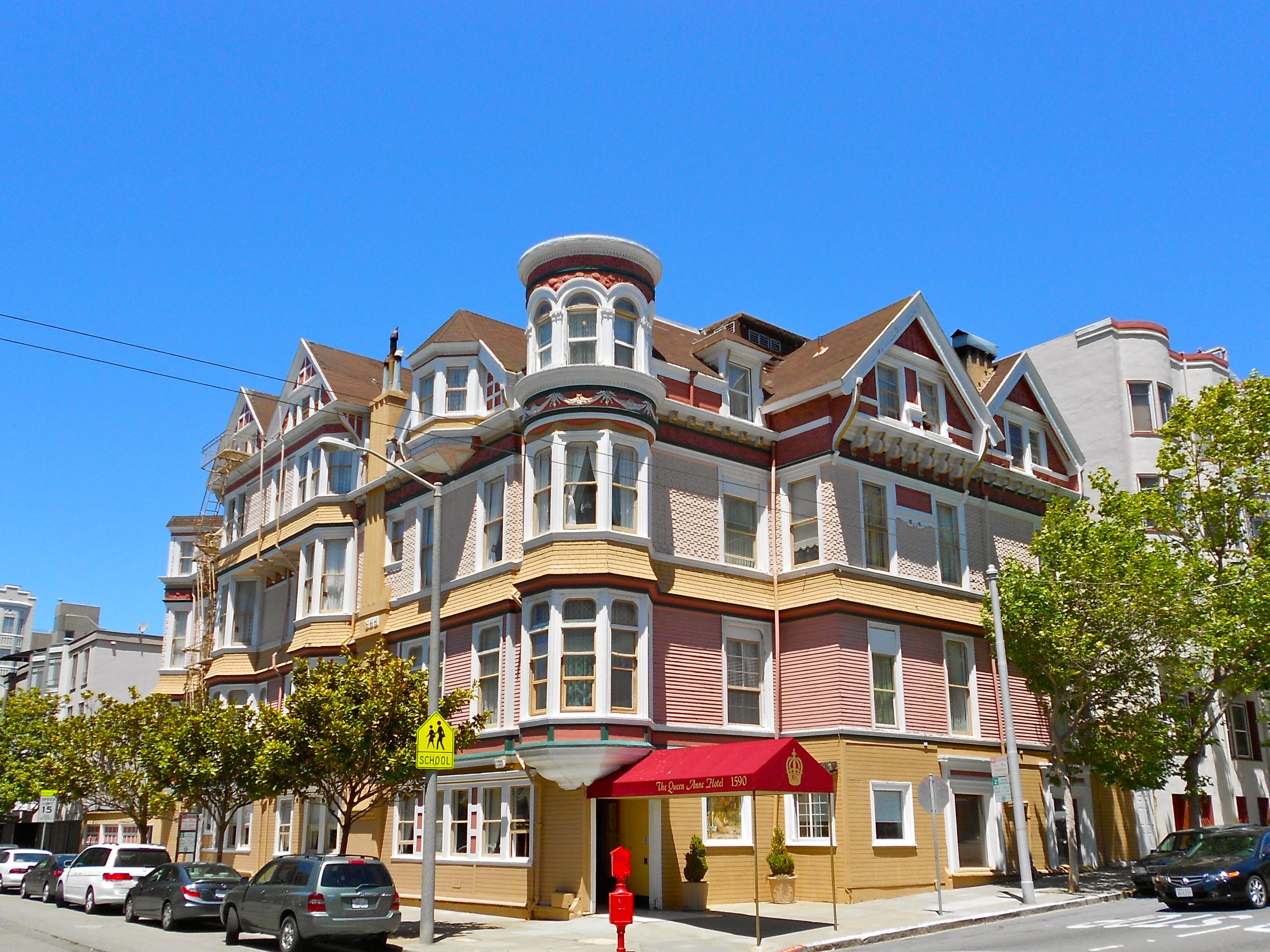 Sutter Hotel San Francisco