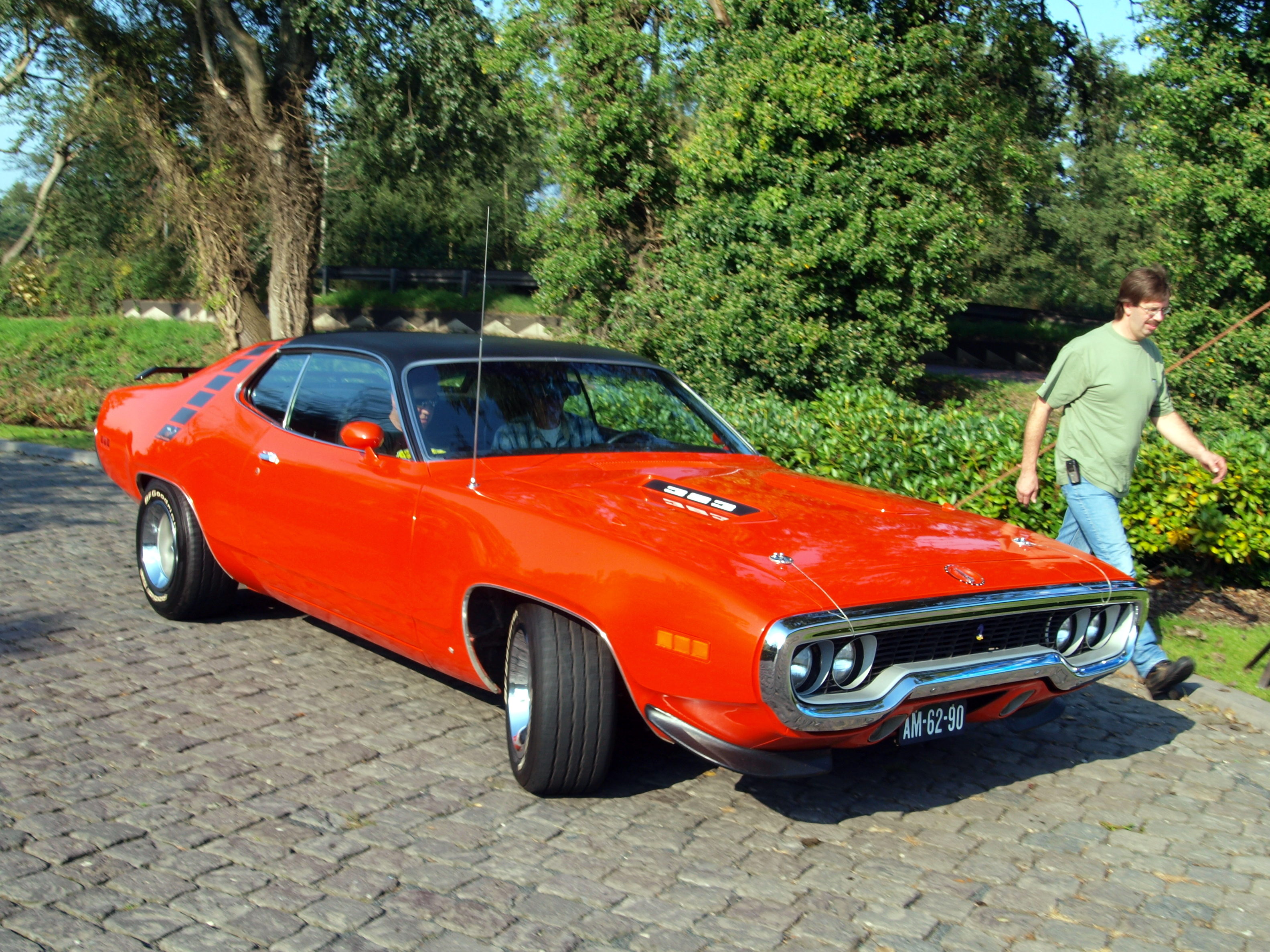File 1971 Plymouth Road Runner Photo 7 Jpg Wikimedia Commons