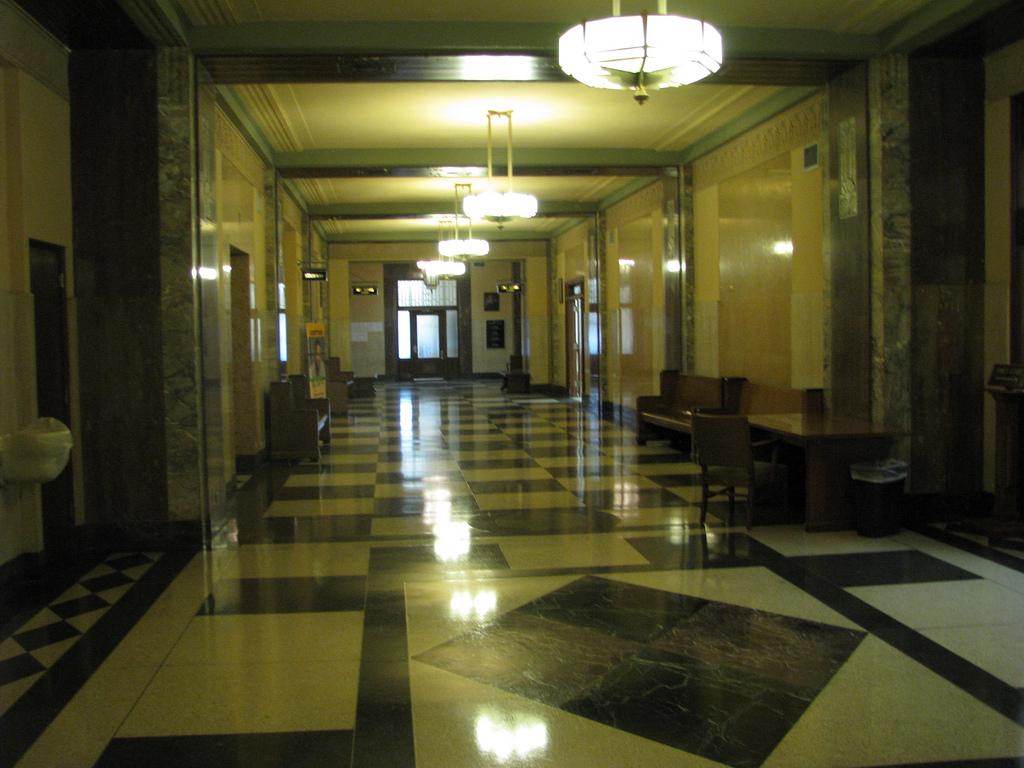 English: Jefferson County Court House, Beaumon...