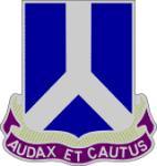 394th Infantry Regiment Crest