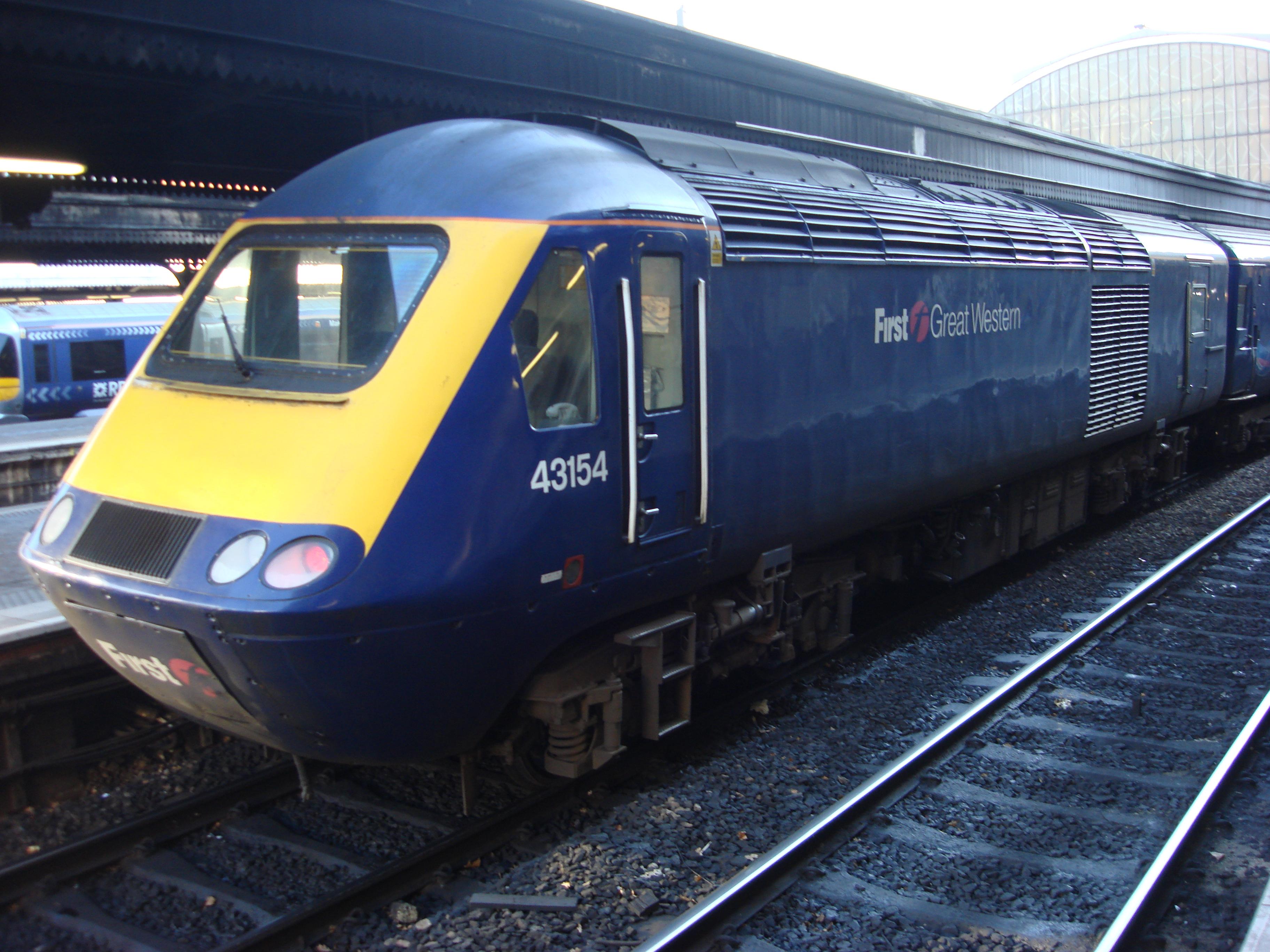 British Rail Class 43 (HST) - Wikiwand
