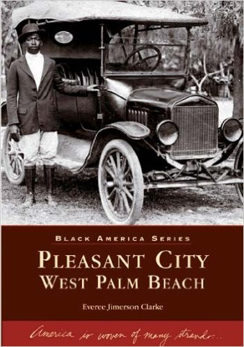 Pleasant City: West Palm Beach (book cover)