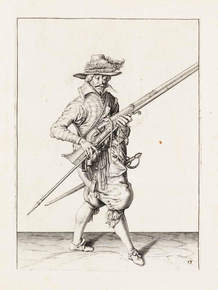 Как сражались мушкетеры?