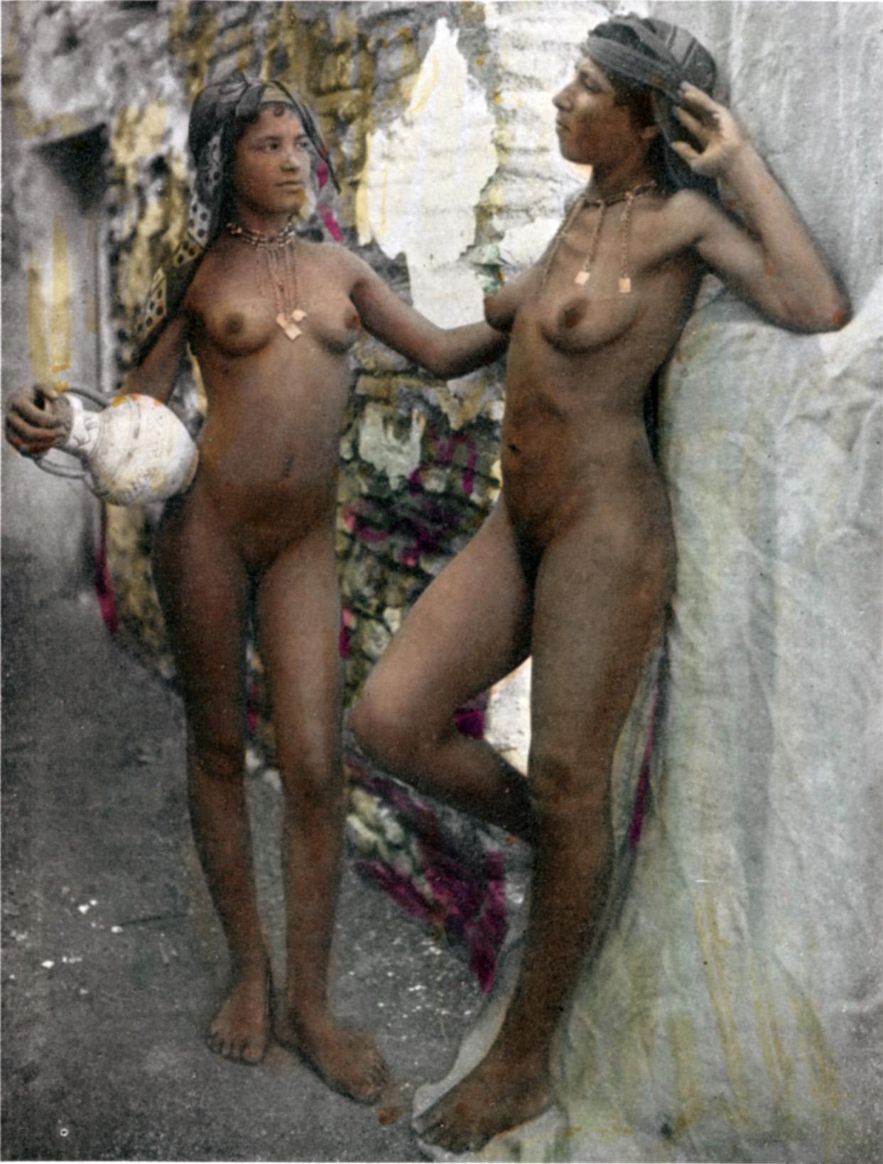ebony slave girl