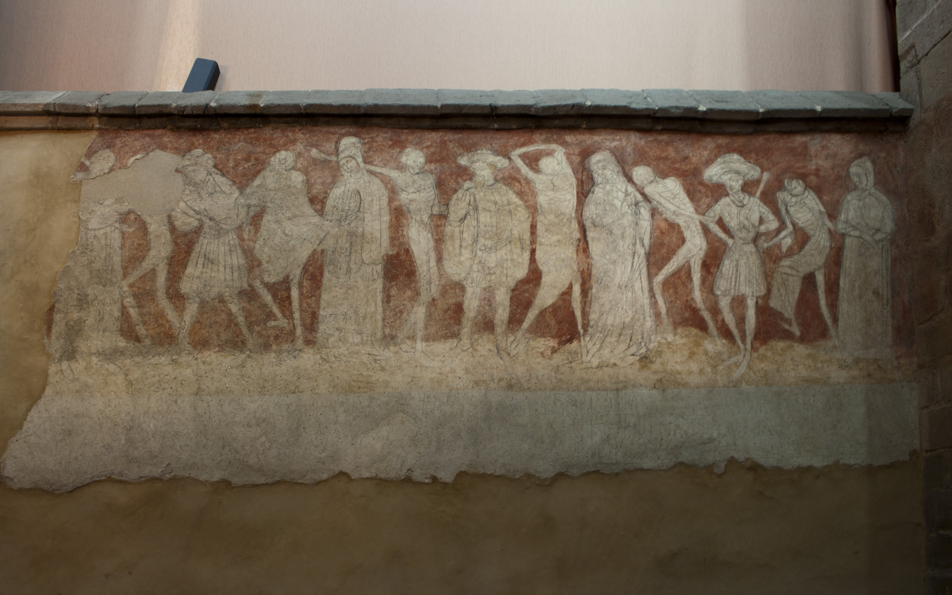 file abbaye robert de la chaise dieu danse macabre les bourgeois 201121007 jpg wikimedia