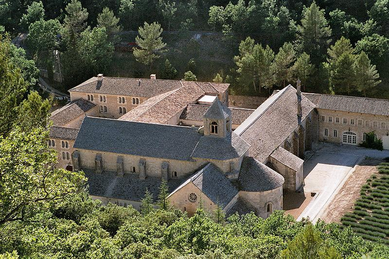 Abbaye Notre-Damme de Senanque (Аббатство Сенанк)