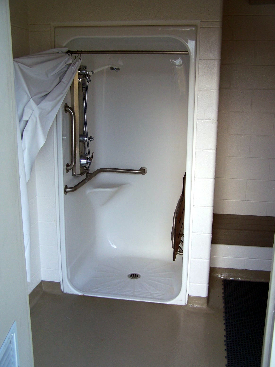 Shower Stall Dimensions Images