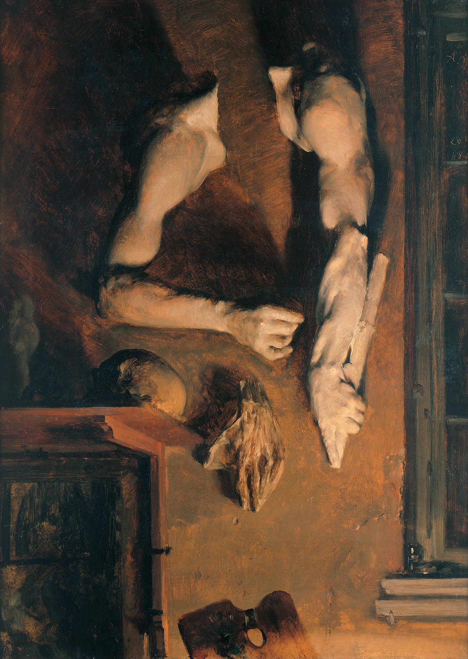 Adolph Friedrich Erdmann Von Menzel Painting Images