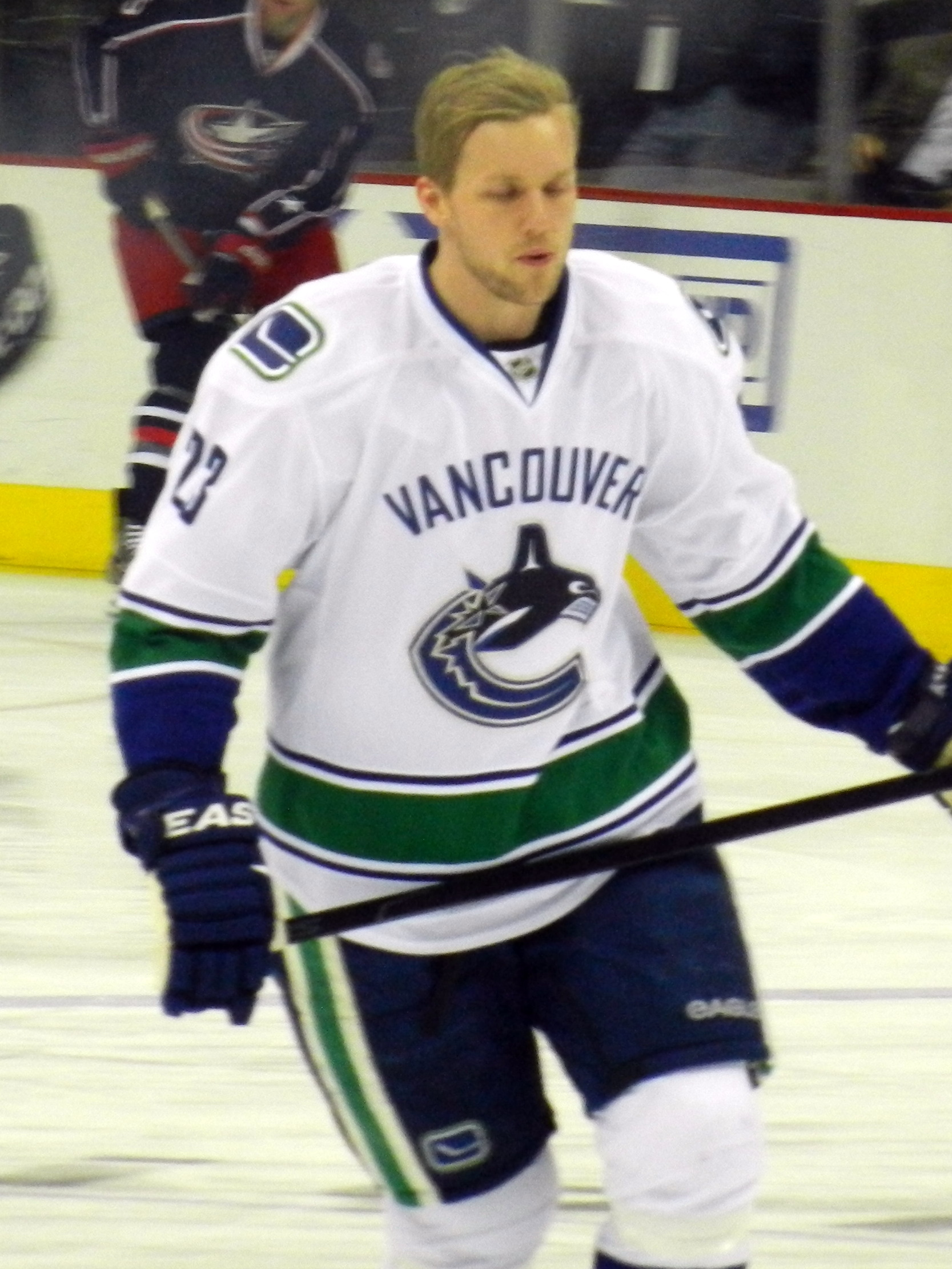 Alexander Edler Vancouver Canucks Player Swingman Jersey