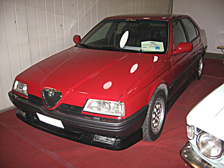 File:Alfa-Romeo 164-3,0-Q4.JPG - Wikimedia Commons