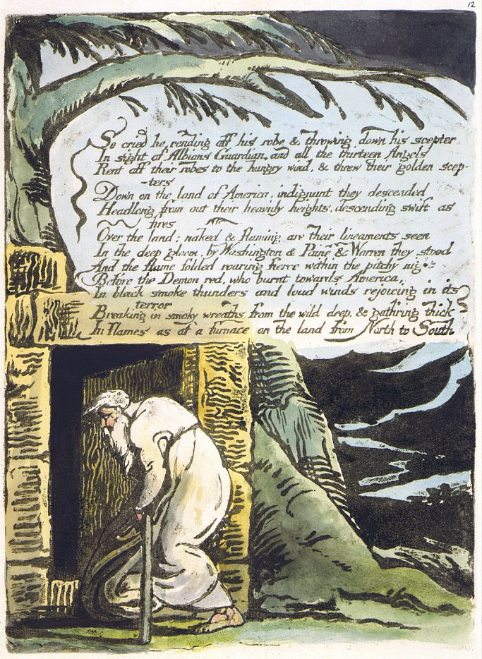 the mental traveller by william blake essay