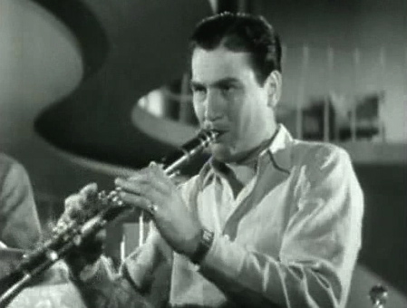 Depiction of Artie Shaw