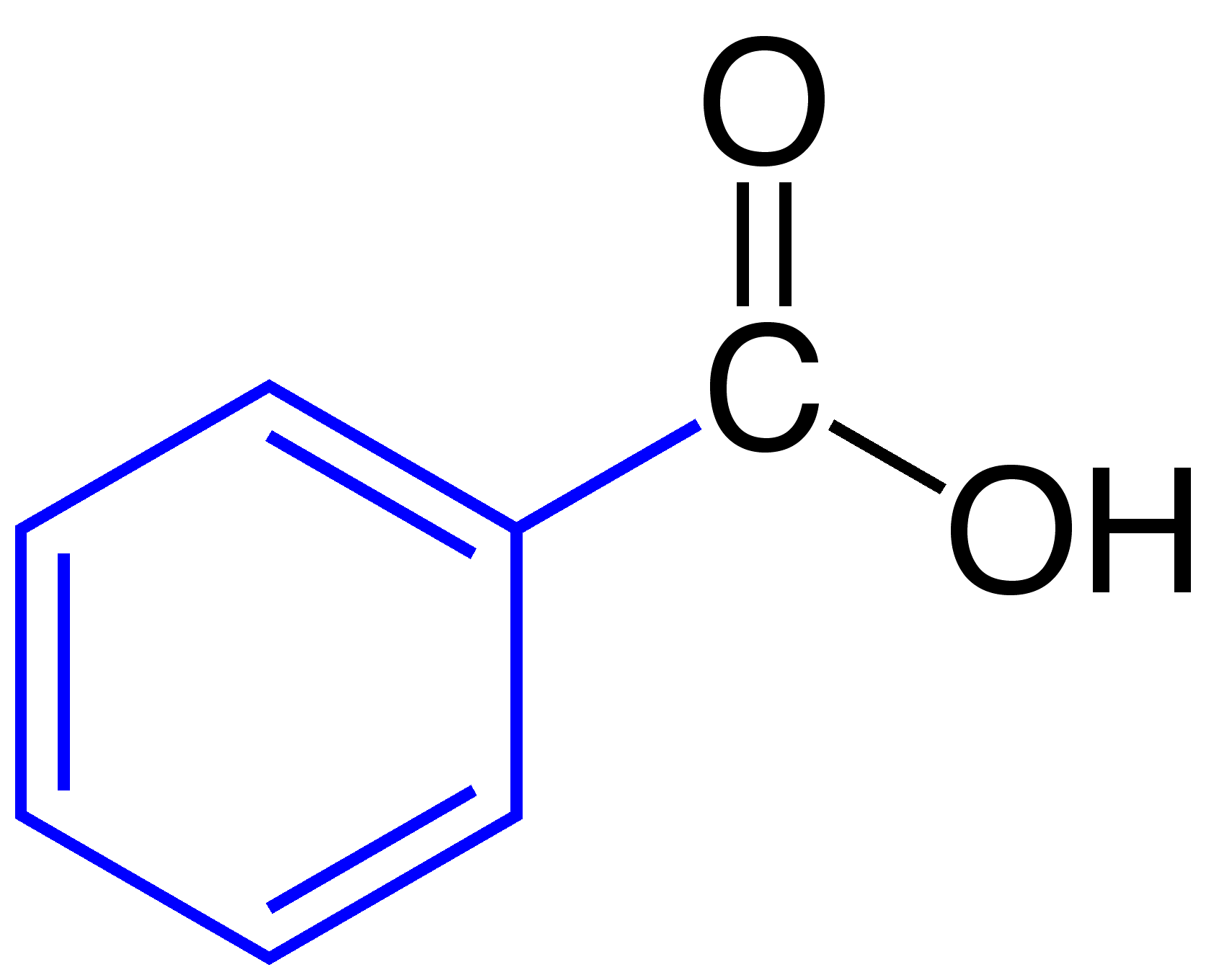 the extraction of benzoic acid